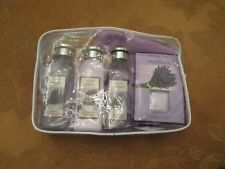 Beauty Bath Lavender Bath Set MINT NEVER USED GREAT PRICE TOO