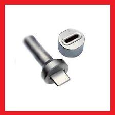 Einschlagstempel für 17x11mm Ösen 17 x 11 mm Locheisen Ovalöse