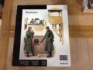Maqueta MB,Watchtower,ref.MB3545,Escala 1/35