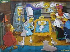 DIE SIMPSONS - A2 Poster (XL - 42 x 55 cm) - Bart Simpson Clippings Fan Sammlung