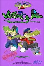 Victor et Al � la Conquete des Jeux Video - le Prix : French Edition by Maria...
