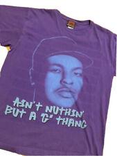 Vintage Dr Dre The Chronic 2005 Deathrow Records T Shirt Rap Tee Rare Promo L