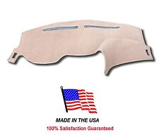 2013-2014 Honda Accord Dash Cover Sand Beige Carpet HO102-8 Made in the USA