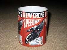 New Cross Speedway 1938 Repro Advertising MUG