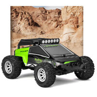 RC Car 1: 32 Scale 2.4Ghz Off-road Remote Control Monster Truck High Speed Toy