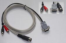 Atari ST Commodore monitor cable 1 metros.