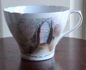 SHELLEY JENOLAN CAVES GRAND COLUMN RIVER CAVE CUP