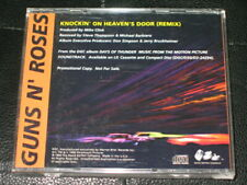 GUNS N' ROSES - Knockin' On Heaven's Door REMIX -  1 Track PROMO CD! RARE! OOP!