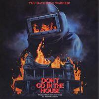 Don't Go In The House - 2 x Coloured Vinyl - Limited Edition - Richard Einhorn