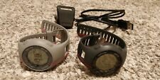 Garmin Forerunner 110 Gps Running Watch (Two watches with one charger!)