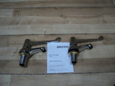 Bristan Value Lever Bath Taps Chrome Plated - Ceramic discs (2)