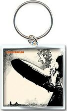 Led Zeppelin First LP cover metal keyring    (ro)   REDUCED!