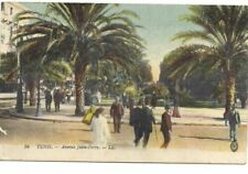Cartes postales de collection de Tunisie