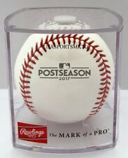 Rawlings 2017 Post Season Game MLB Official Game Baseball Boxed New in Cube