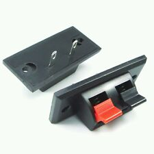 12V DC Power Double Spring Connector Terminal Block N, OO Gauge Control Board