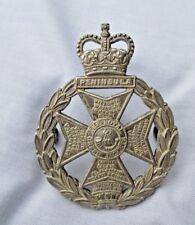 Briish Army. Officer's  The Royal Green Jackets Cap Badge