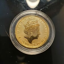 More details for royal mint gold 1/4 ounce coin