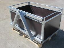 Heckcontainer Frontcontainer mit Gerätedreieck Kat 1-2-3 Fronthydraulik Frontk