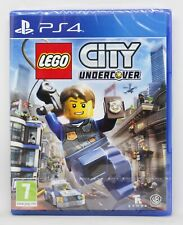 LEGO CITY UNDERCOVER - PLAYSTATION 4 PS4 PLAY STATION 4 - PAL ESPAÑA - NUEVO
