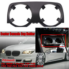 Cup Drink Holder Outer Cover 51169179820 For BMW 7 Series F01 F02 F04 2008-2015