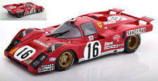 Modellino auto scala 1:18 CMR Classic Model Replicars  FERRARI 512 S N.16 4th...