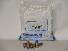RG6 Compression Connectors Coax Cable Thomas&Betts 50PK