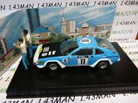 MV24R voiture altaya IXO 1/43 diorama BD MICHEL VAILLANT Commando safari