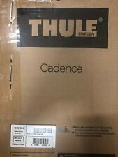 Thule Cadence Two Seat Kids Bike Bicycle Trailer Green New