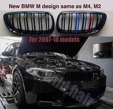 2006-10,BMW e92/e93 coupe/convertible,double bar,Black+M 3/tri-color,M4 grilles