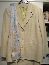 Einreihige Damen-Anzüge & -Kombinationen mit Shirt/Bluse für Business