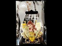 Disney Pin Princess Jeweled Crest Belle Color Shield  – Shanghai Disney Resort