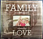 NEW MBI 12X12 ALBUM FAMILY IS A LITTLE WORLD CREATED BY LOVE 860080 1005