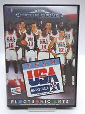 SEGA Mega Drive - equipo de baloncesto de Estados Unidos (con la caja original) 11346982