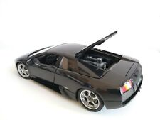 1:18 Lamborghini Murcielago black Autoart