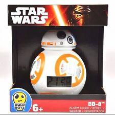 Bulb Botz Star Wars Force Awakens BB-8  Light Up Alarm Clock