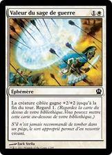 MTG Magic THS FOIL - Battlewise Valor/Valeur du sage de guerre, French/VF