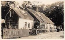 PROVINCETOWN, CAPE COD, MA, TOWN'S OLDEST HOUSE WITH GIFT SHOPS, RPPC c. 1910-20