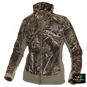 NEW BANDED GEAR WOMENS D'ARBONNE FULL ZIP JACKET COAT MAX-5 CAMO LARGE
