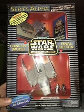 *NEW* Star Wars Action Fleet Series Alpha Imperial Shuttle GALOOB Micro Machines