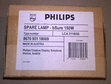 Philips Replacement Projector Lamp With Housing - P/N: LCA3118