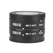 Meike MK-F-AF3 Macro Lens Ring Extension Tube for Fuji X Mount Mirrorless Camera