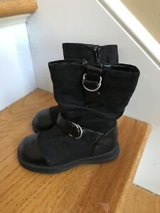 Stride Rite Toddler Boots Dana 6M excellent Condition
