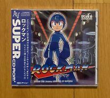 Rockman NEC PC Engine Japan New! Sealed PCE Works Capcom