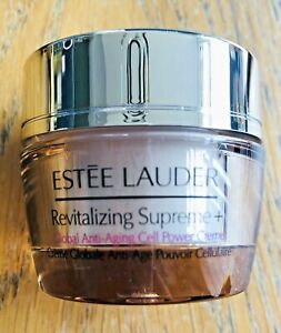 New ESTEE LAUDER Revitalising Supreme+ Global Anti-Aging Cell Power Creme 15ml
