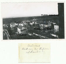 Chaumont Frankreich Soldaten alte Häuser Landschaft  Besatzung Foto