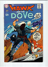 DC Comics HAWK AND THE DOVE #3 Jan 1969 vintage comic Kane art & cover