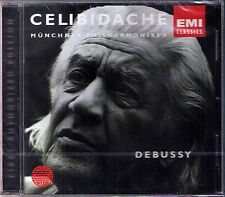 Sergiu CELIBIDACHE: DEBUSSY La Mer Images Iberia CD Münchner Philharmoniker EMI