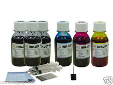 Refill Ink for Canon PG-40 CL-41 JX200 ip1600 MP460 MP470 MX300 MX310 6x4oz/S