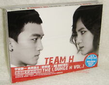 TEAM H JANG KEUN SUK X BIG BROTHER The Lounge H Vol.1 Taiwan CD+DVD+Postcard