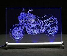 MOTO GUZZI grisso 1200 8v come incisione su LED SCUDO 09